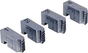 "M10 x 1.5mm Chasers for 1.1/4"" Die Head S20 Grade"